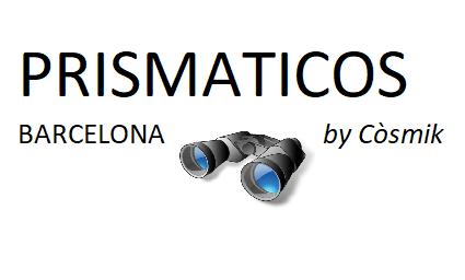 Prismaticos Barcelona